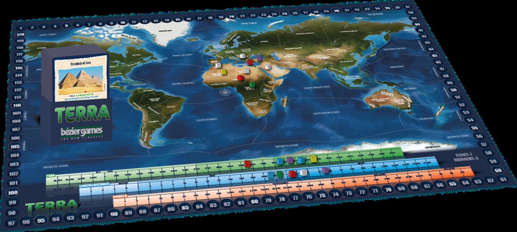 Terra game board