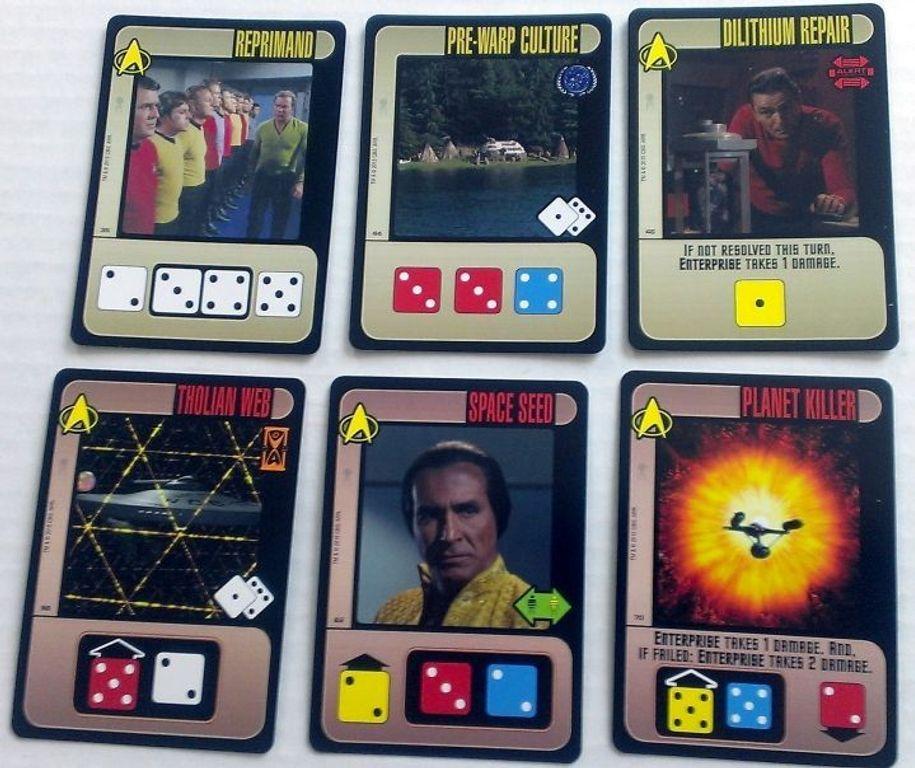 Star Trek: Five-Year Mission cards