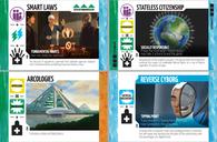 Pax Transhumanity cards