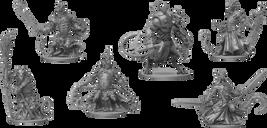 Massive Darkness: Monster-Set – Rattlinge miniaturen