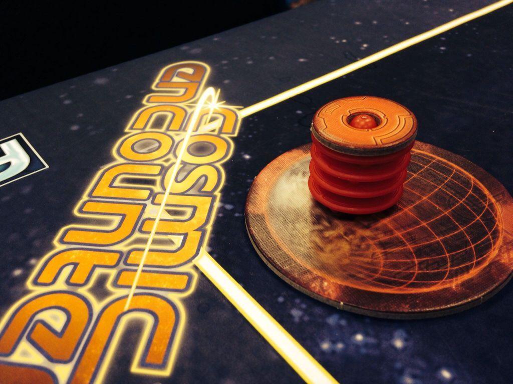 Cosmic Encounter: Cosmic Dominion components
