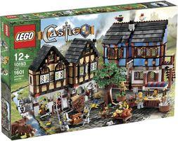 LEGO® Castle Medieval Market Village