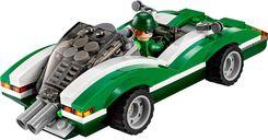 LEGO® Batman Movie The Riddler™ Riddle Racer back side