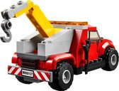 Tow Truck Trouble components
