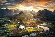 View of China