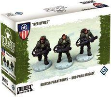 "Dust Tactics: British Paratroops, 3rd Para Brigade - ""Red Devils"""