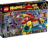 Monkie Kid's Team Dronecopter