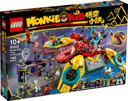 LEGO® Monkie Kid Monkie Kid's Team Dronecopter