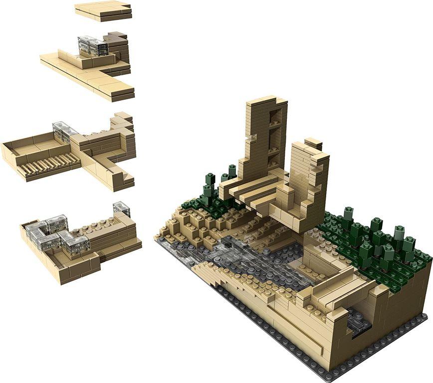 Fallingwater® components