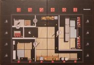 Flash Point: Fire Rescue - Extreme Danger game board