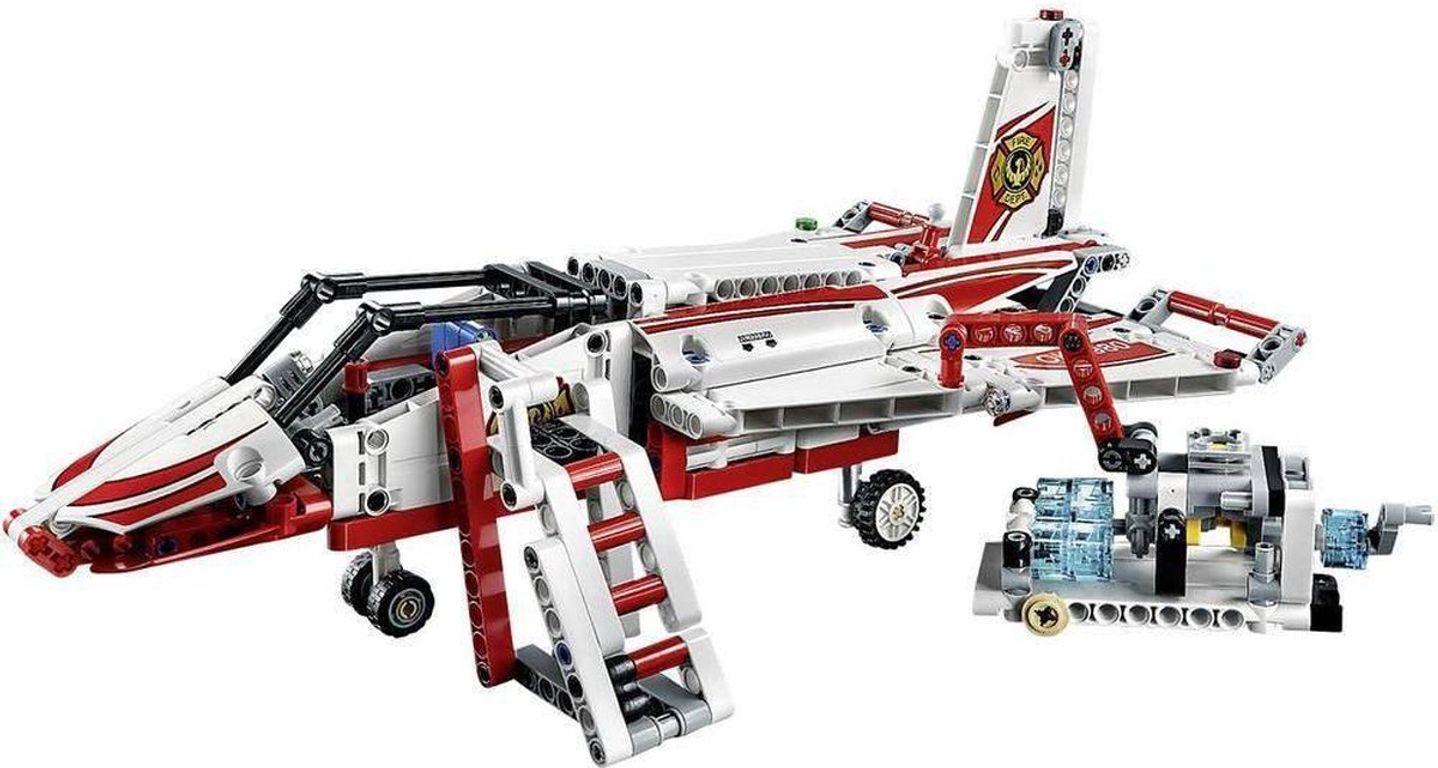 LEGO® Technic Fire Plane alternative