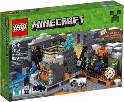 LEGO® Minecraft The End Portal