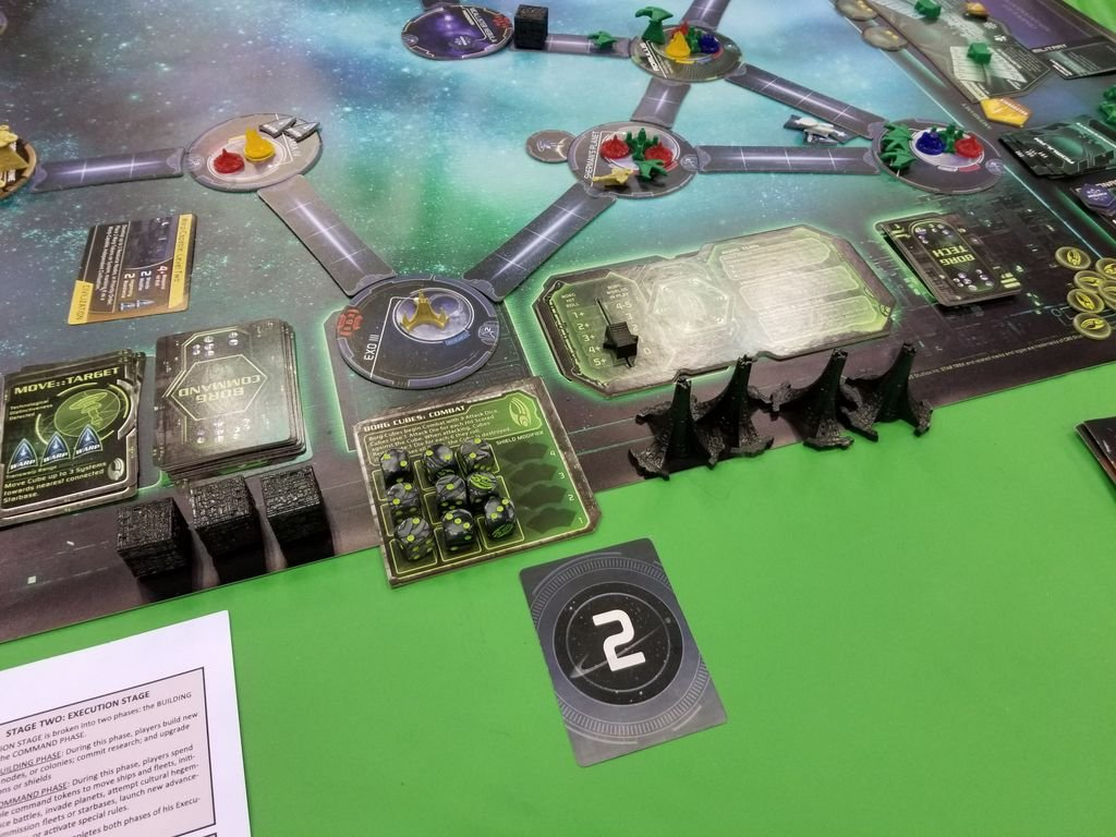 Star Trek: Ascendancy – Borg Assimilation components
