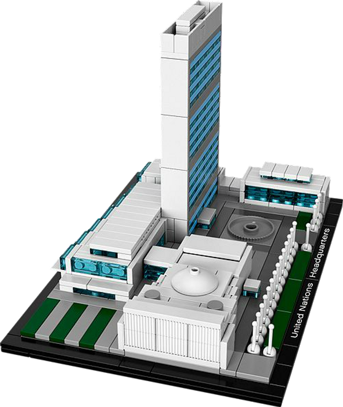 United Nations Headquarters components
