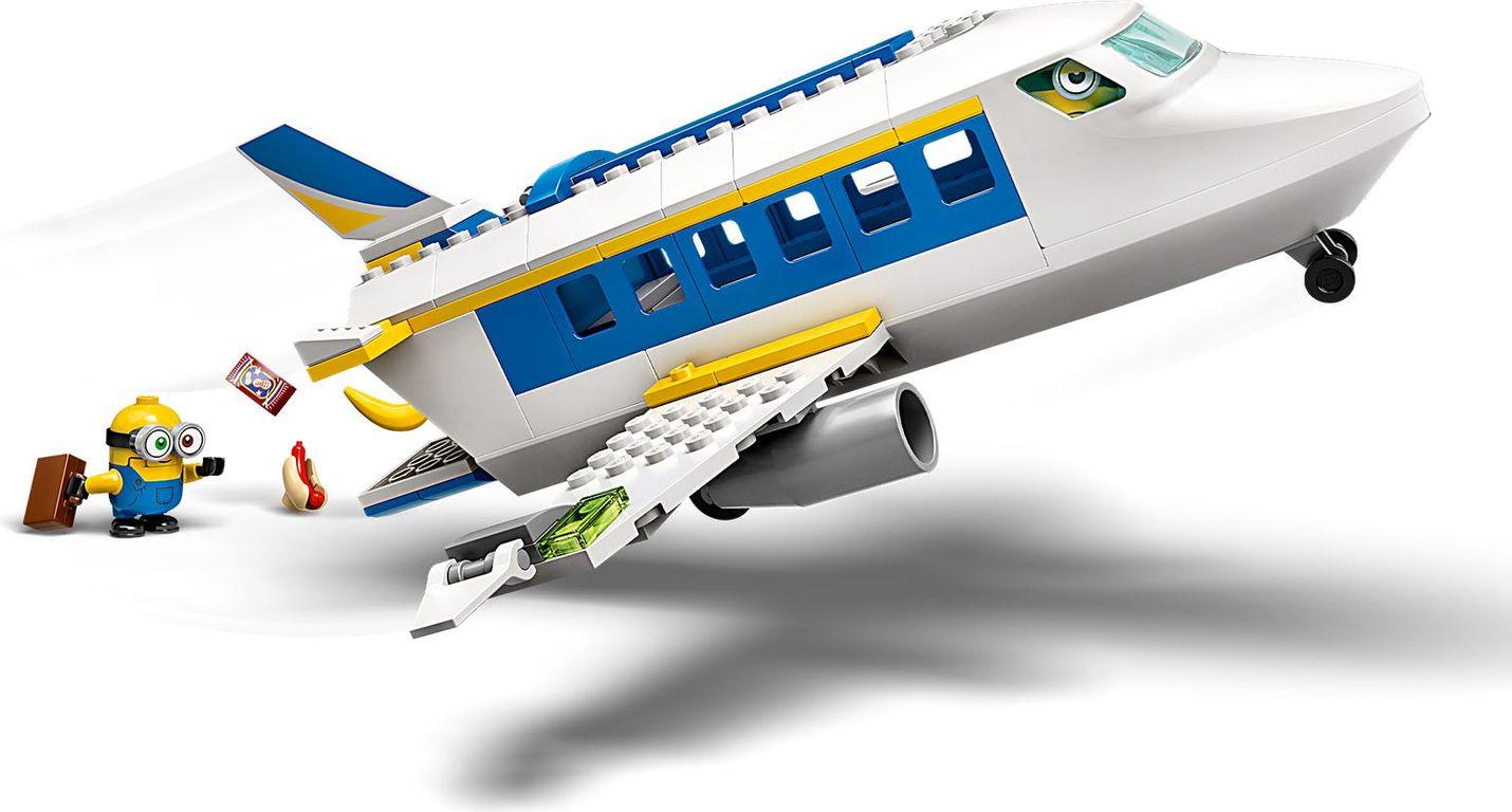 LEGO® Minions Minion Pilot in Training gameplay