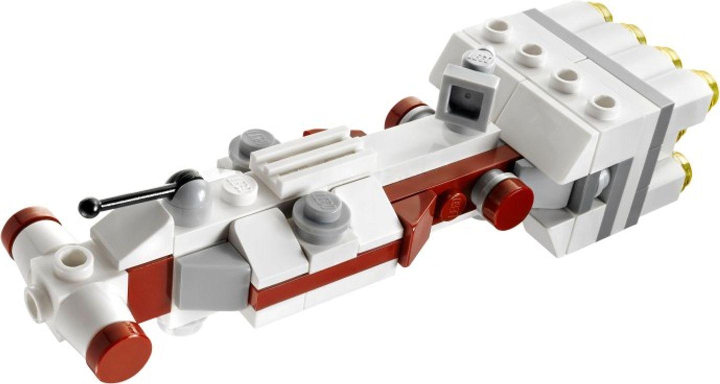 LEGO® Star Wars Tantive IV & Planet Alderaan spaceship