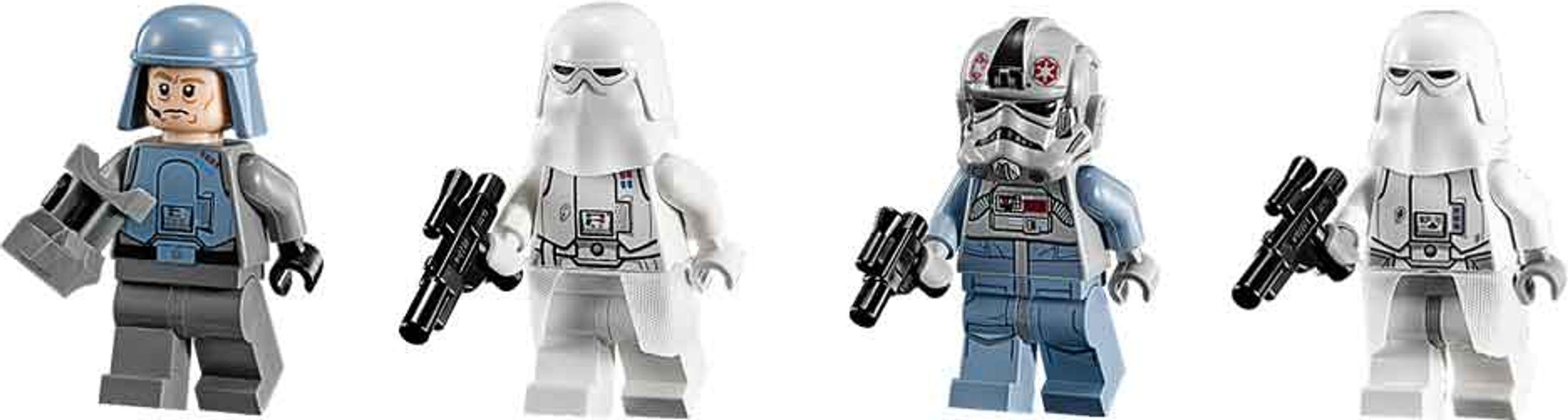 LEGO® Star Wars AT-AT minifigures