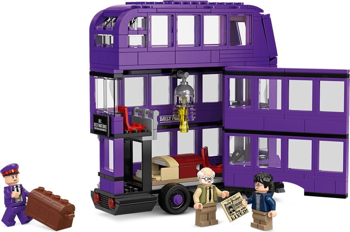 LEGO® Harry Potter™ The Knight Bus™ interior