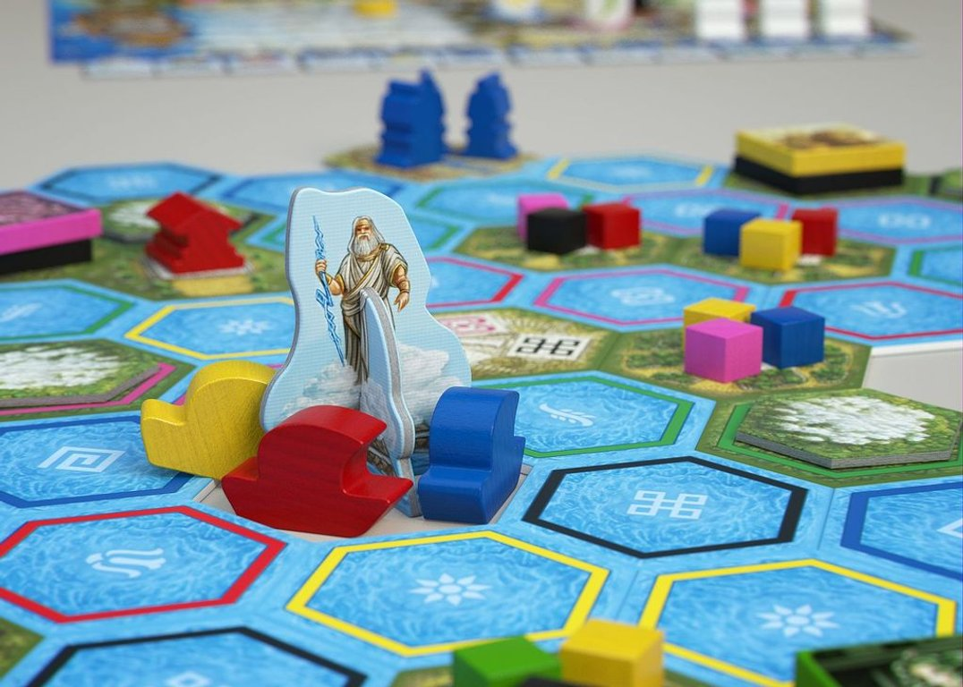 The Oracle of Delphi gameplay