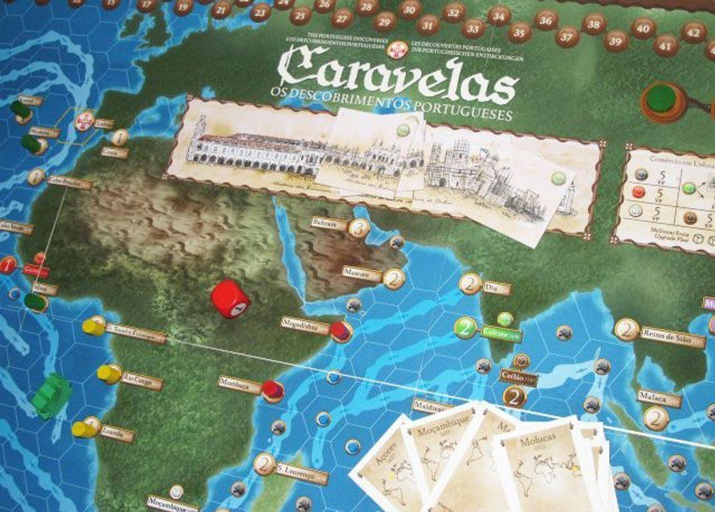 Caravelas gameplay