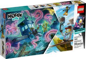 LEGO® Hidden Side Wrecked Shrimp Boat