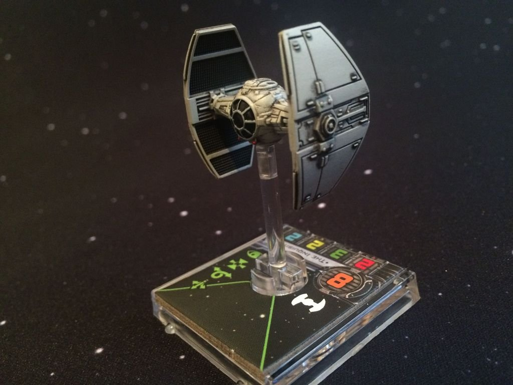 Star Wars: X-Wing Miniatures Game - Inquisitor's TIE Expansion Pack miniature