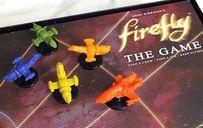Firefly Boardgame spaceship