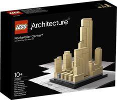 LEGO® Architecture Rockefeller Plaza