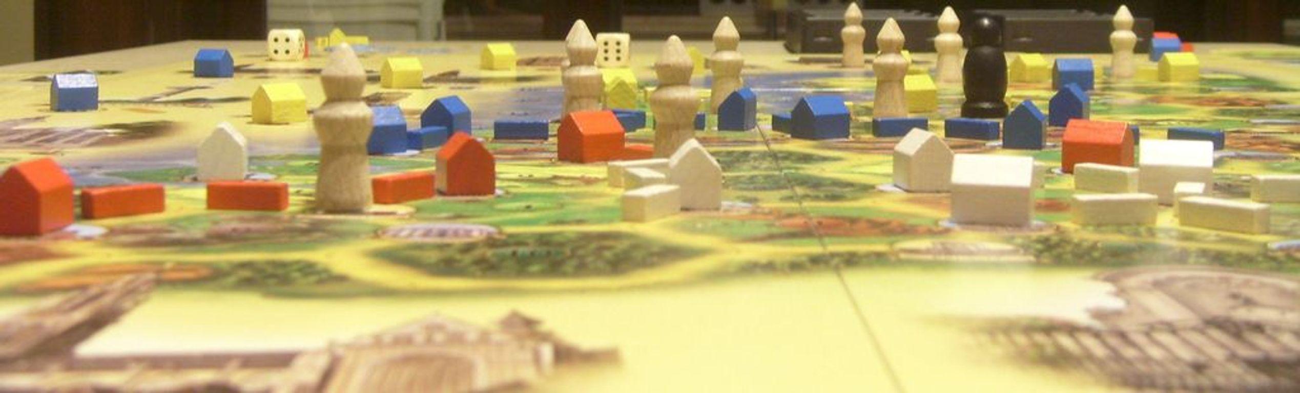 De Kolonisten van de Lage Landen gameplay