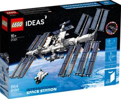 LEGO® Ideas International Space Station