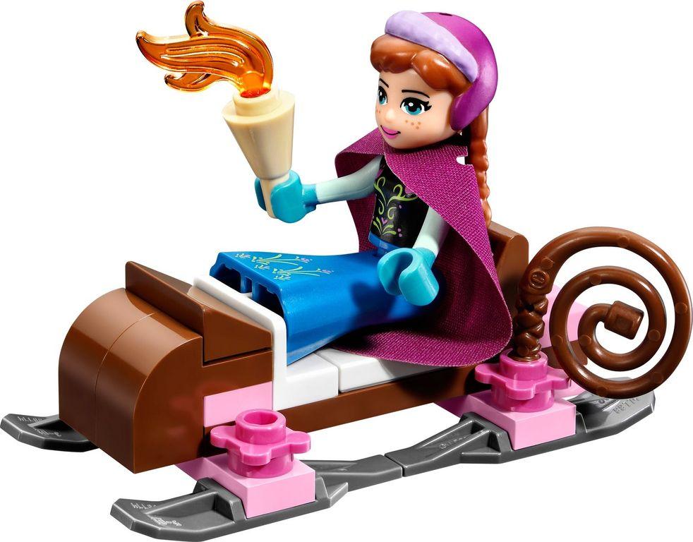 LEGO® Disney Elsa's Sparkling Ice Castle minifigures
