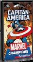 Marvel Champions: El Juego de Cartas – Capitán América Pack de Héroe