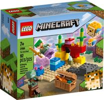 LEGO® Minecraft The Coral Reef