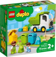 LEGO® DUPLO® Garbage Truck and Recycling
