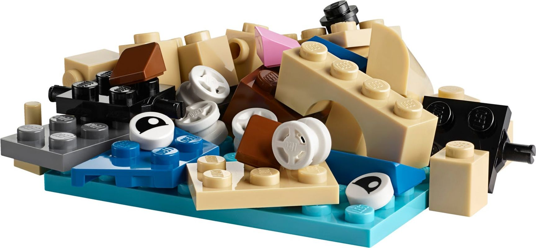 Bricks on a Roll components