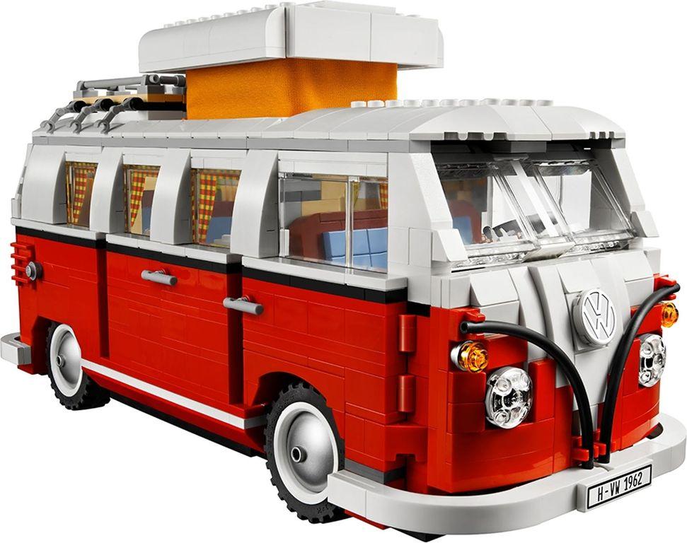 Volkswagen T1 Camper Van components