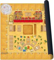 Camel Up playmat: Grandprix of the Sahara