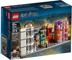 LEGO® Harry Potter Diagon Alley Mini Building Set