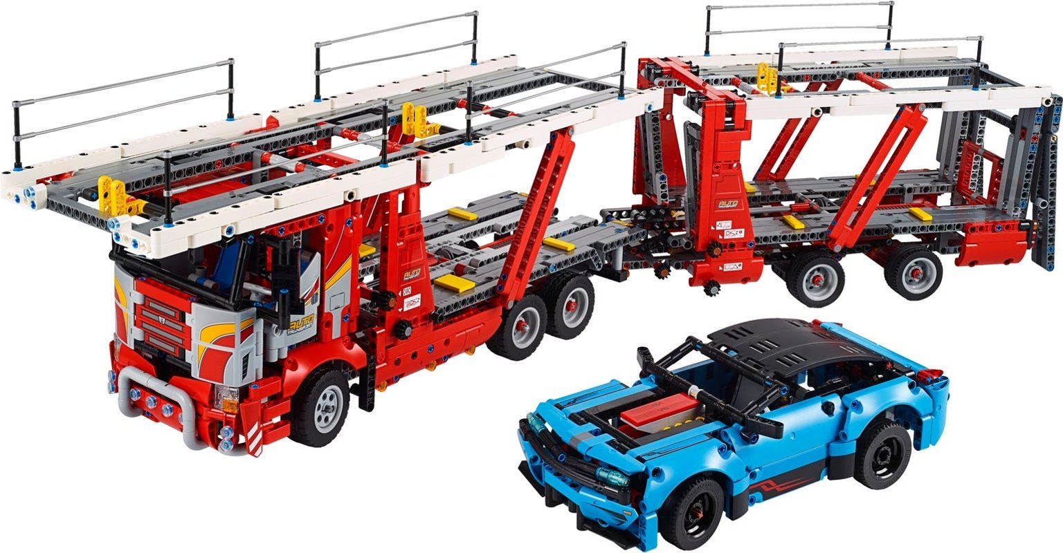 Car Transporter components