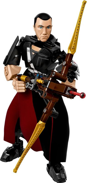 LEGO® Star Wars Chirrut Îmwe™ components