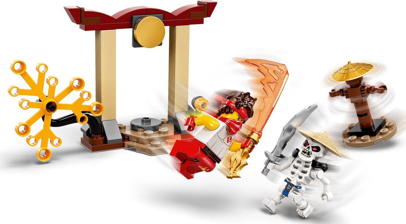 LEGO® Ninjago Epic Battle Set - Kai vs. Skulkin gameplay