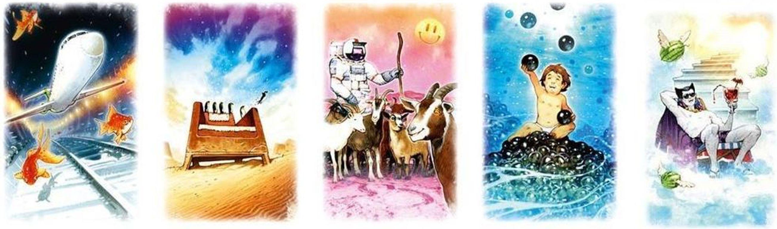 When I Dream cards