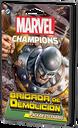 Marvel Champions: El Juego de Cartas – Brigada de Demolición Pack de Escenario
