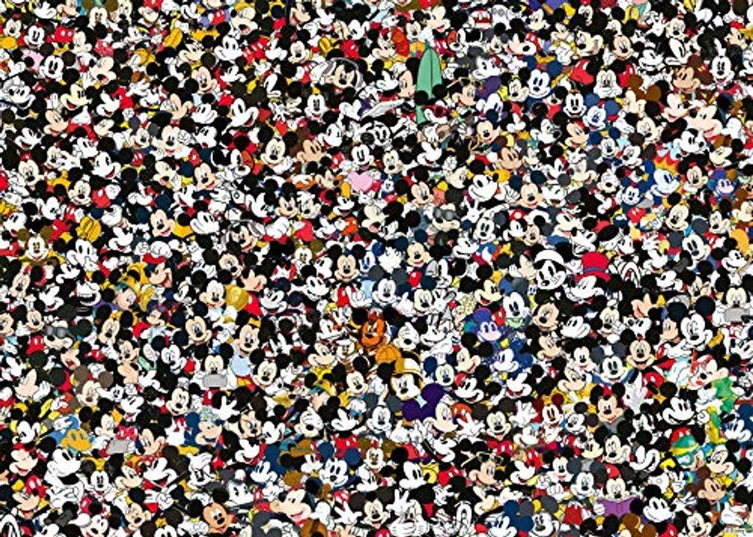 Mickey Challenge