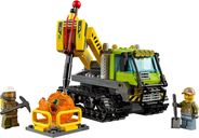 LEGO® City Volcano Crawler gameplay