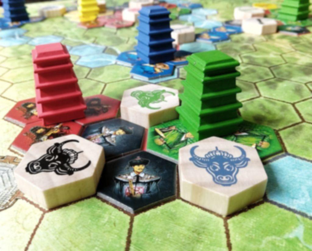 Yellow & Yangtze gameplay