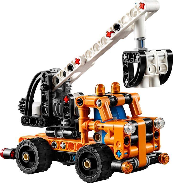 LEGO® Technic Cherry Picker components