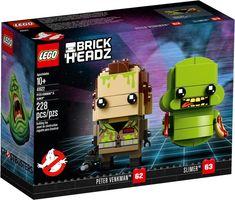 LEGO® BrickHeadz™ Peter Venkman™ & Slimer™