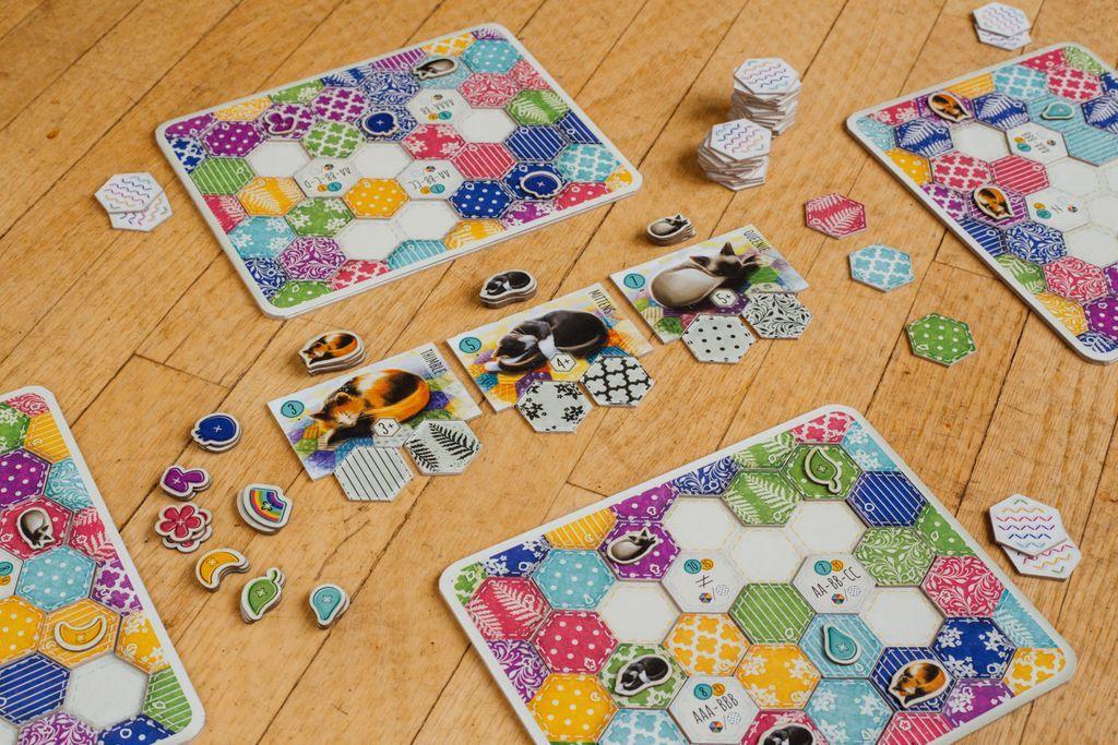 Calico gameplay