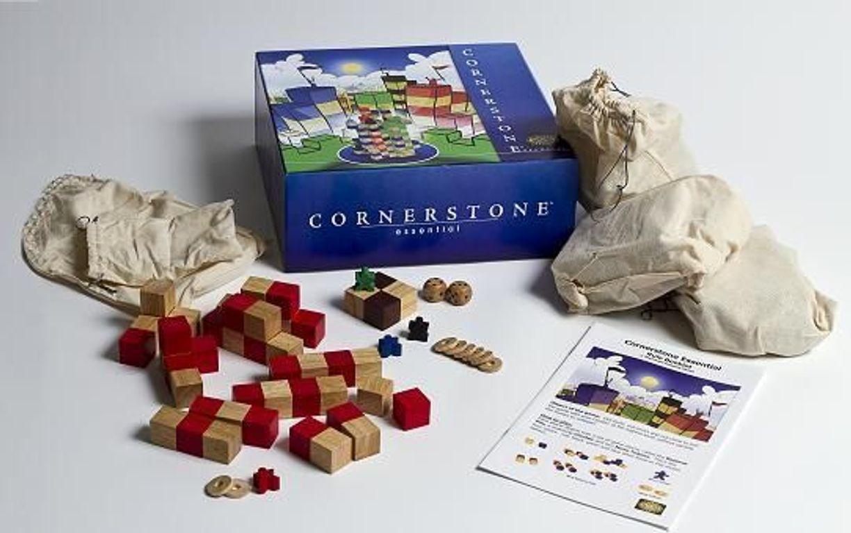 Cornerstone Essential components